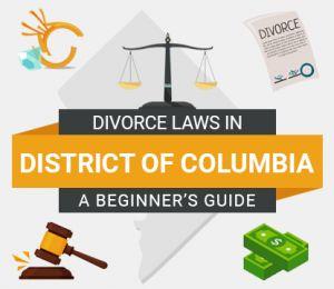 Divorce Laws in DC