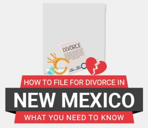 How to file divorce in new mexico