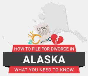 How to file divorce in Alaska