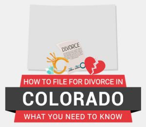 How to file divorce in Colorado