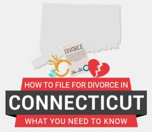 How to file divorce in Connecticut