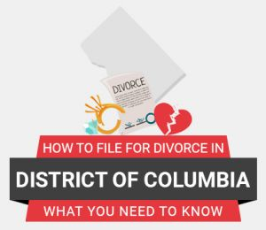 How to file divorce in DC