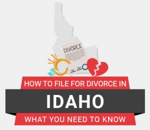 How to file divorce in Idaho