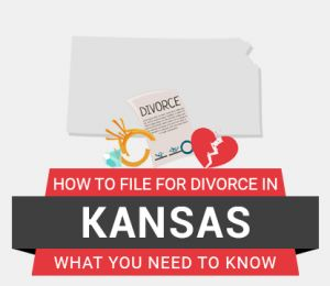 How to file divorce in Kansas