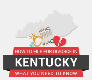 How to file divorce in Kentucky