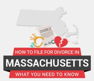 How to file divorce in Massachusetts