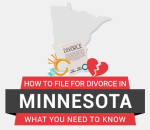 How to file divorce in Minnesota