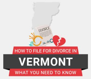 How to file divorce in Vermont