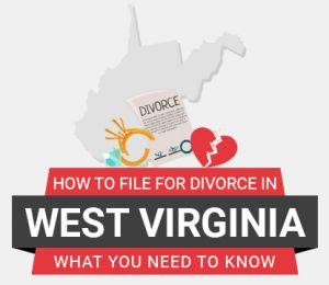 How to file divorce in West Virginia