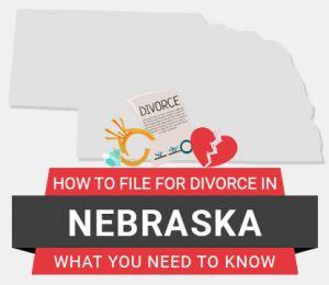 How to file divorce in nebraska