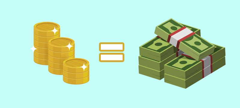 Convert Gold into Cash