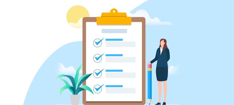 Agreement Checklist
