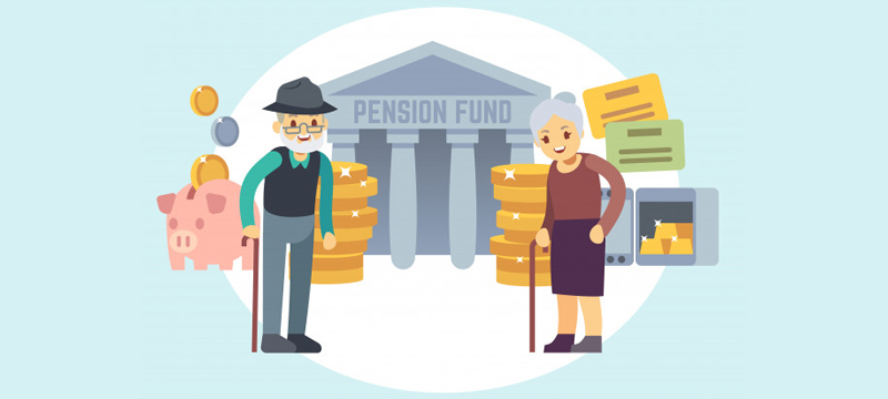 Retirement Plans and Pensions get divided