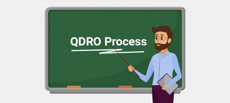 QDRO process steps