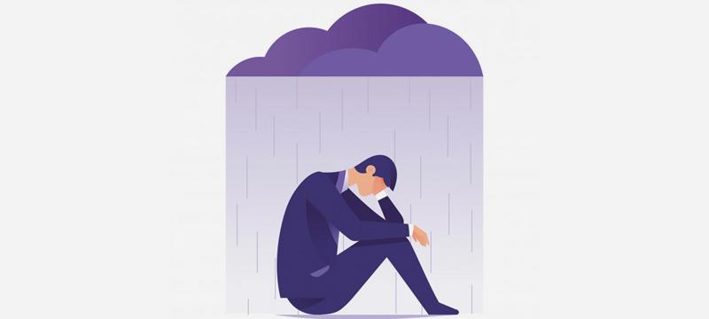 divorce depression