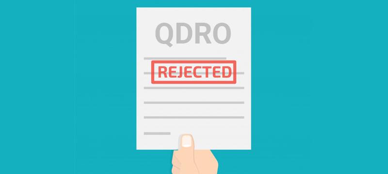 Common QDRO mistakes