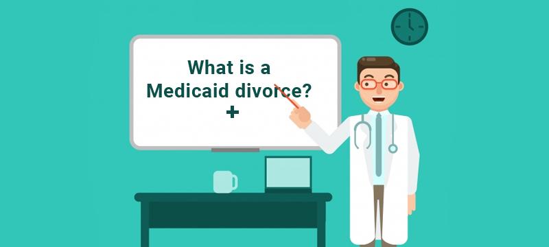 medicaid divorce