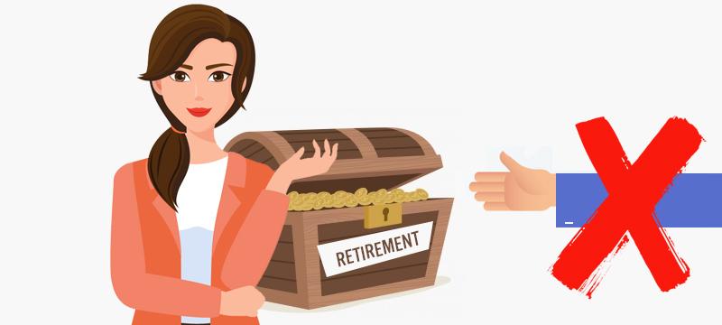 Prevent ex from Taking Money