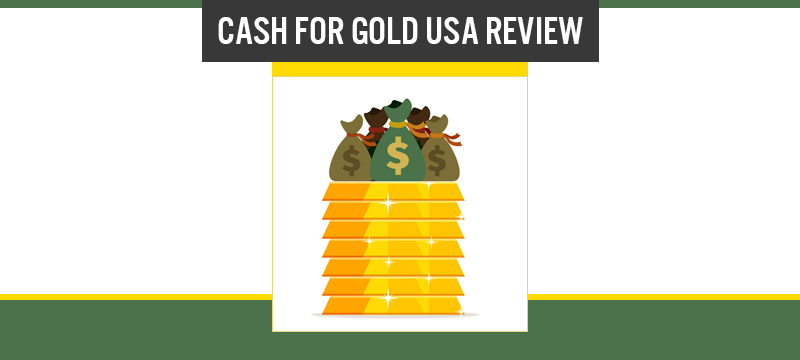 Cash for Gold USA review