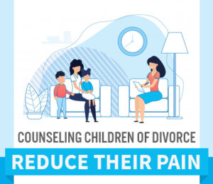 counseling children of divorce