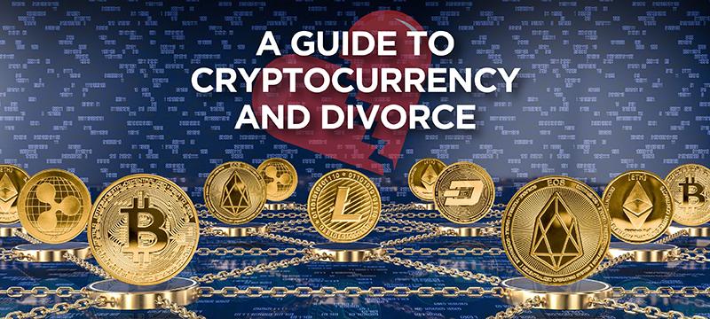 Different cryptocurrency under broken heart