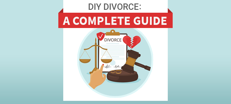 do it yourself divorce