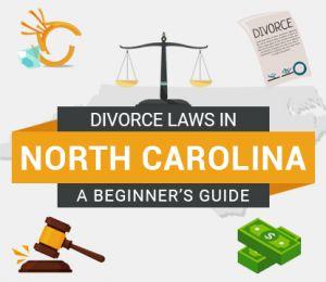 Divorce Laws in North Carolina