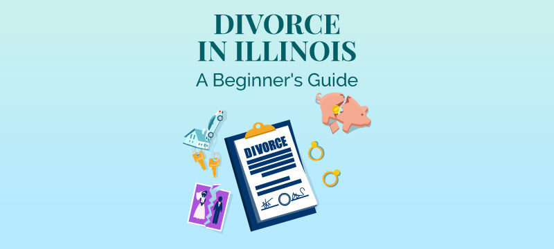 illinois civil code prodcedure divorce