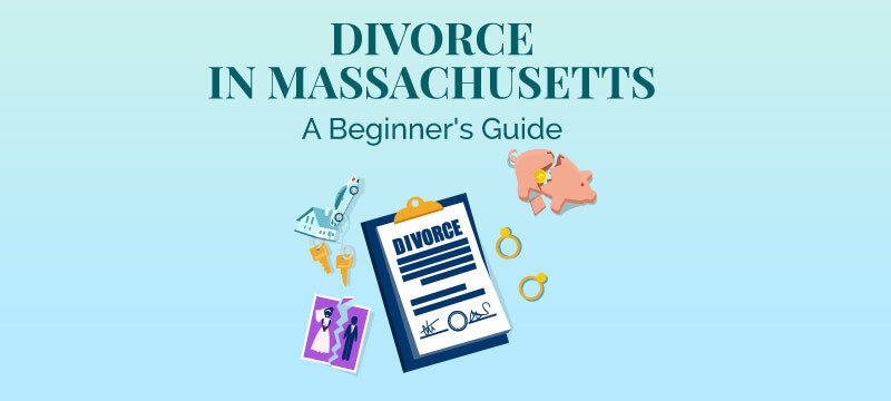 cost for uncontested divorces massachusetts