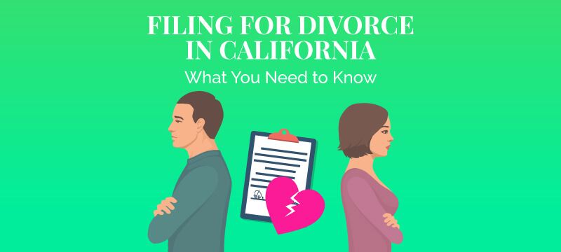Complete Guide to Filing for Divorce in California (2020 ...