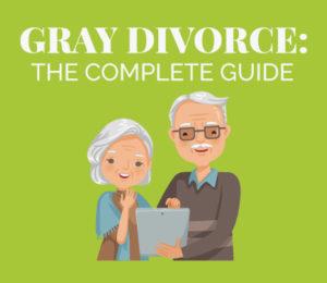 Reasons for gray divorce