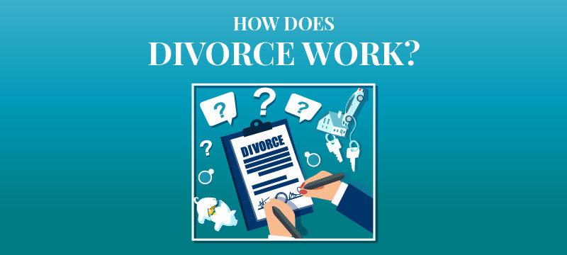 How Does Divorce Work