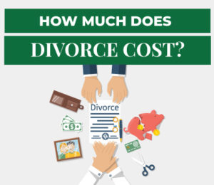 How much does divorce cost