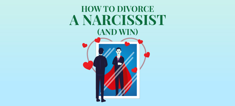 Narcissistic my alcoholic is a husband Married to