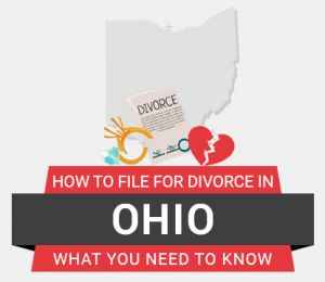 How to file divorce in Ohio