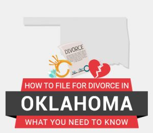 How to file divorce in Oklahoma