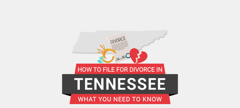 How to file divorce in Tennessee
