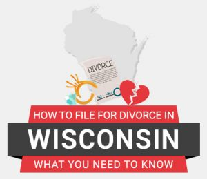 How to file divorce in Wisconsin