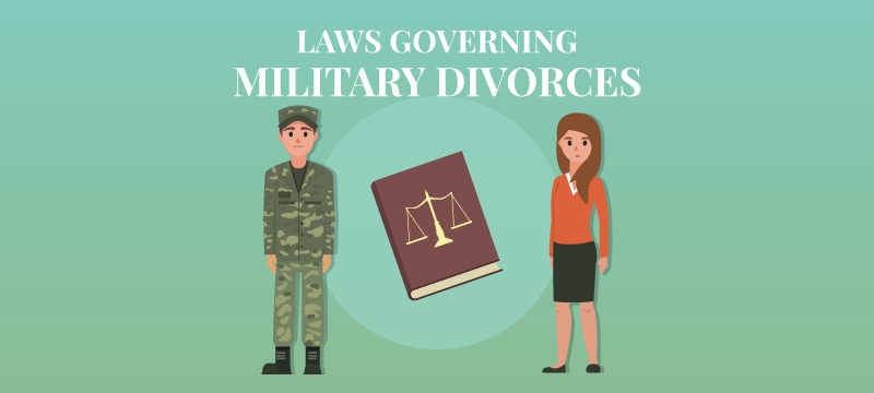 Laws Governing Military Divorces