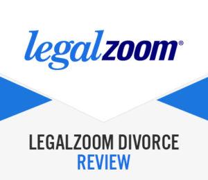 LegalZoom Divorce Review