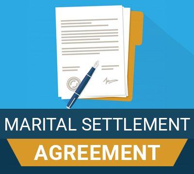 Marital Settlement Agreement