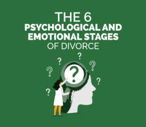 Psychological and Emotional Stages of Divorce