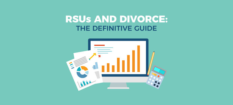 Restricted stock units in divorce