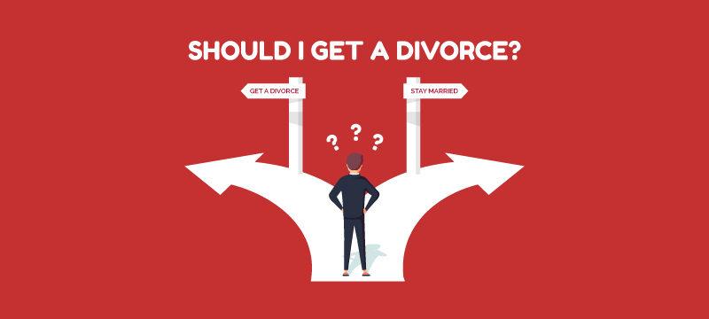 Should I Get a Divorce?