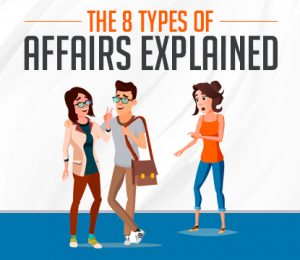 8 Types of Affairs