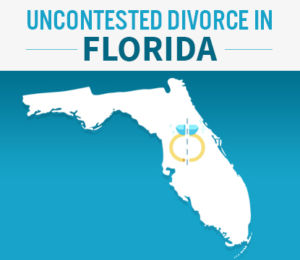 uncontested divorce in florida