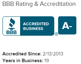 completecase bbb rating