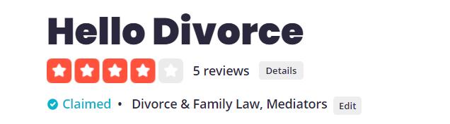hello divorce reviews